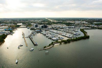 SKA Fishing Tournament Floating Docks by Allsports Productions Portfolio Cover
